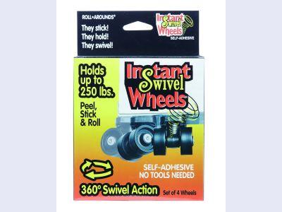 Instant Swivel Wheels