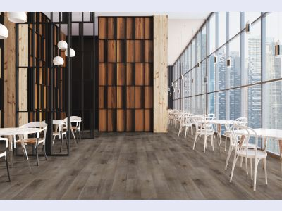 Metroflor DÉJÀ New Flooring With Attraxion Magentic Attachment Technology