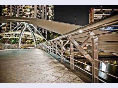 ZETA750 HR2 handrail system