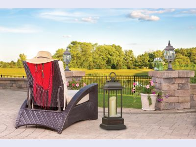 Lantern Heater- Indoor or Outdoor Option- Patent-Pending