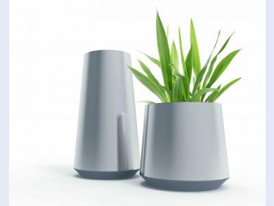 Kona Planters & Waste Receptacles
