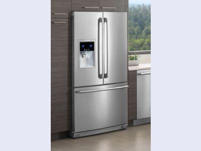 Counter Depth French Door Bottom Mount Refrigerator