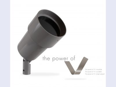 The K2 Series Floodlight with Power of V