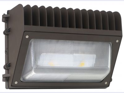 Medium LED Wallpack