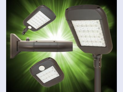 QuadroMAX LED Outdoor Fixture