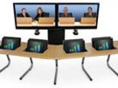 Boomerang Teleconference Tables