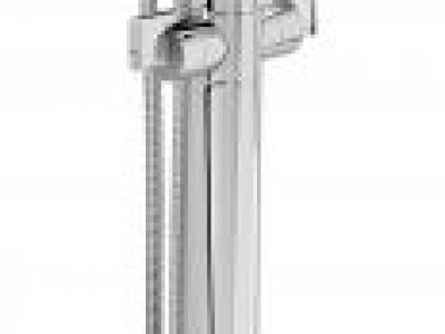 Techno M3 Floor Mounted Tub Filler with Handshower