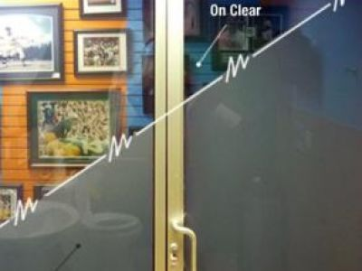 Switchable Privacy Glass - Doors