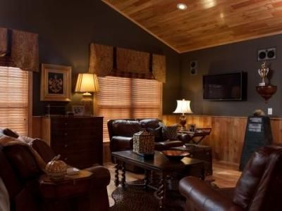 How to Design the Ultimate Man Cave