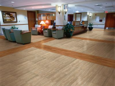 Natural Creations LVT with the I-Set Installation System