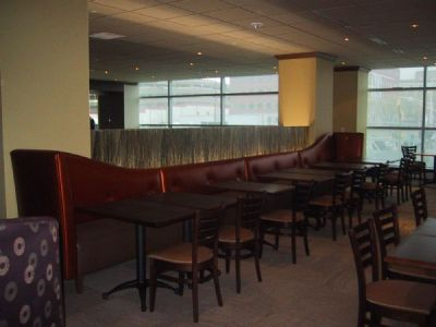 Custom Booths & Banquettes Seating