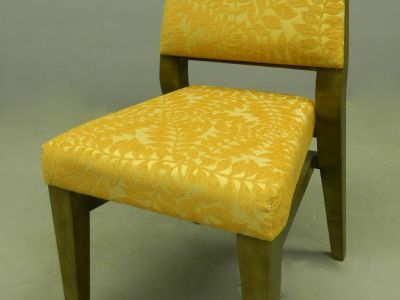 woody stacking dining chair