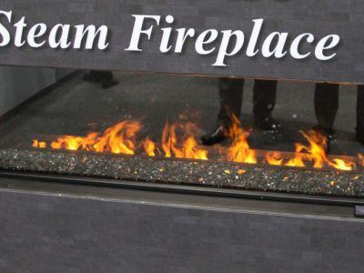 FusionFire Steam Firepalce