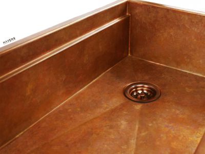 Legacy Copper Sink - Under Mount