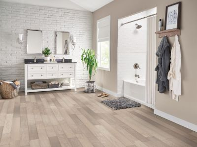 Hydropel Waterproof Hardwood Flooring from Bruce