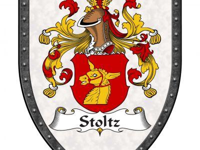 Custom Family Coat of Arms