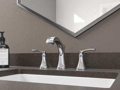Auden Widespread Bath Faucet