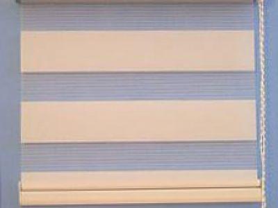 Curtain Call Green Roller Blind
