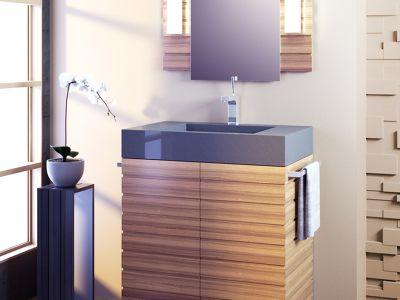 ETHANPOINTE Bath Vanity & Mirror
