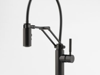 Articulating Kitchen Faucets with SmartTouch® Technology