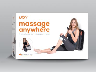 Human Touch® Massage Anywhere™