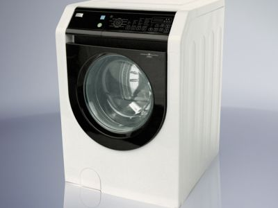 HWF5300AW ENERGY STAR Touch Sense High-Efficiency Washer