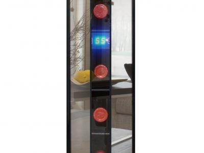 Vinotemp 7-Bottle Mirrored Wine Cooler