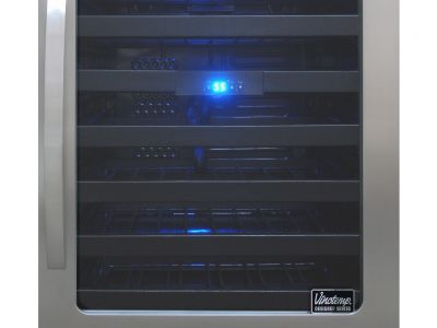 NEW: Vinotemp Designer Series 50-Bottle Seamless Wine Cooler