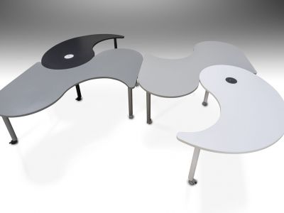 TAO | RIO Active Learning Furniture System