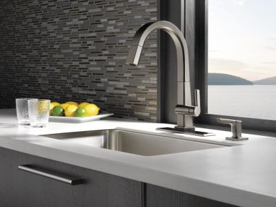 Delta® Pivotal™ Kitchen Collection