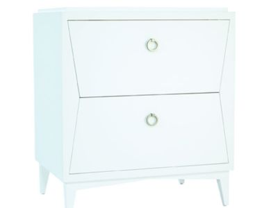 Lexie Vanity in White (W01) Finish