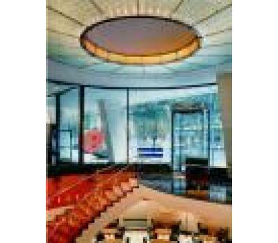 Lobby Lighting Fixture