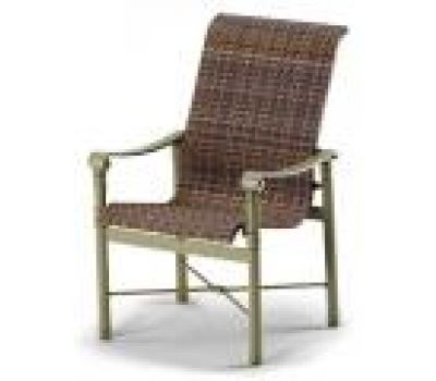 Romanesque Wicker Collection Arm Chair