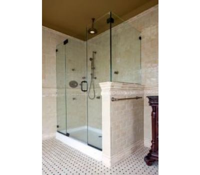 1632-B Glasstec Frameless Shower