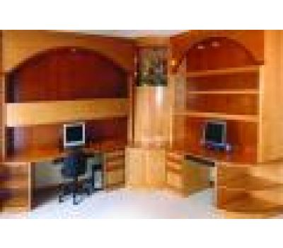 Arch Top Home Office