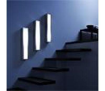 Light Modules - Wall light, Length 600 mm, chrome