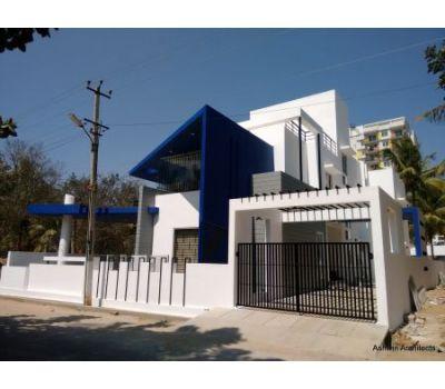 Architects - Modern Home Bangalore