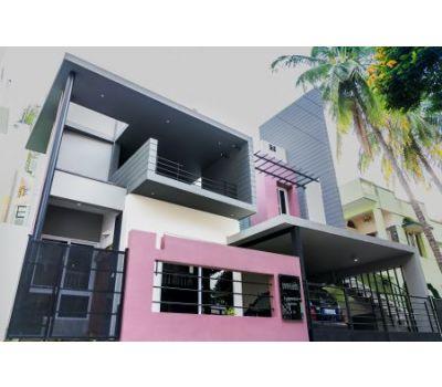Three Storey 40 x 50 Residence Design