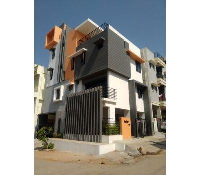 25 X 40, 3BHK House - Architects In Bangalore