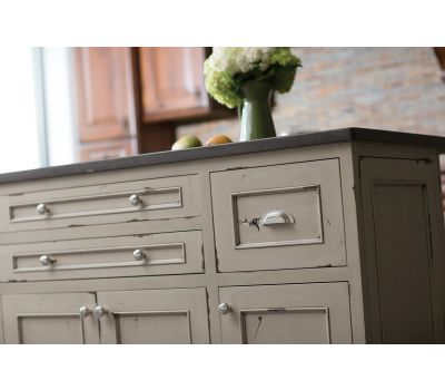 Heritage Paint Cabinet Finish