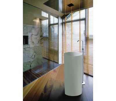 Halo pedestal Sink