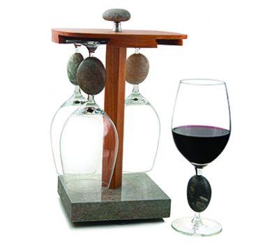 Stone Wine Glasses & Pirouette
