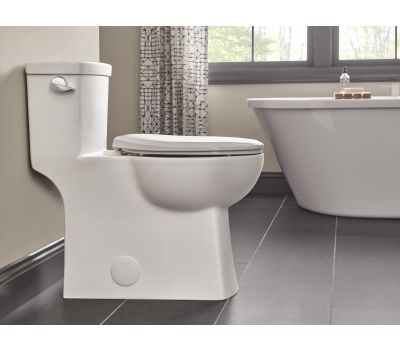 Gerber Blaze Concealed Trapway One-Piece Toilet