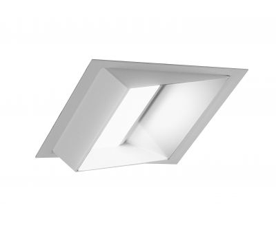 S222 Semi-recessed LED Wall Washer