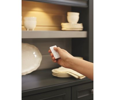 Wireless Sensio Quattro Dimming Receiver and 4-Zone Wall Lighting