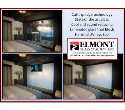 Premiere Liquid Crystal Switchable Privacy Glass
