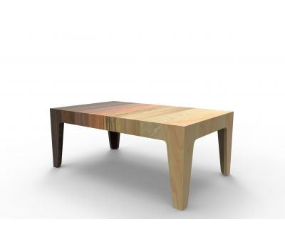 Gradient Table by Eli Chissick