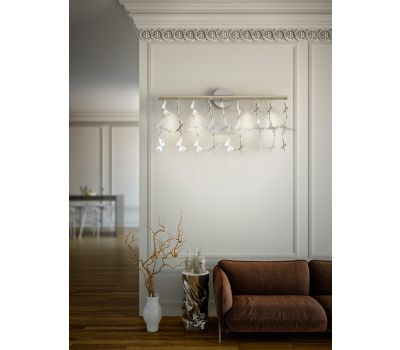 Galapagos Wall Lamp White