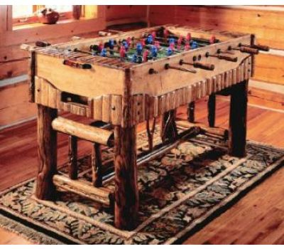 Wilderness Foosball Game