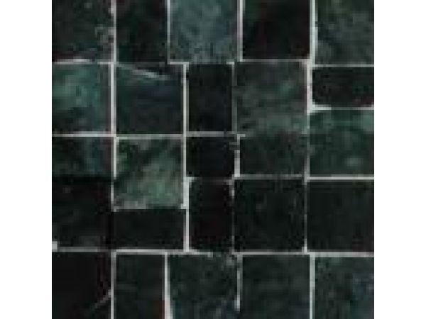 Stone Mosaics-Green Wax